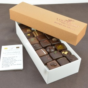 Boîte Chocolat Elégance