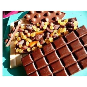 Tablette Amandes chocolat...